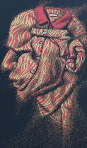 산다는 것 97X162 acryilc on canvas 2012