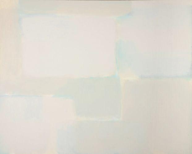 Simultaneity 98-1101,182ⅹ227.3cm, Acrylic on canvas, 1998