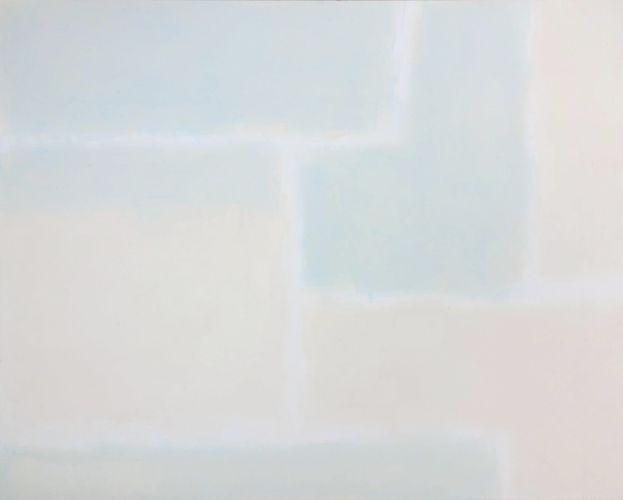 Simultaneity 99-807,182ⅹ227.3cm, Acrylic on canvas, 1999