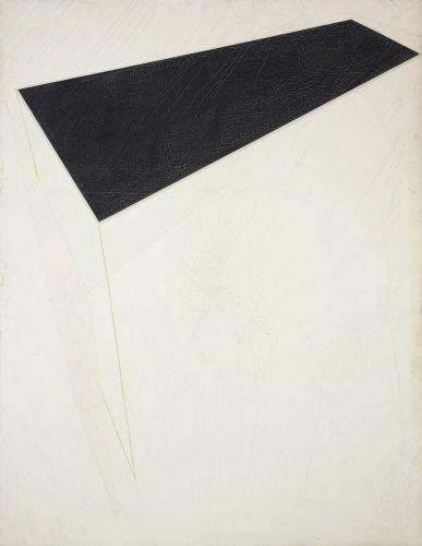 Simultaneity 69-H,145.5ⅹ112cm,Oil on canvas,1969