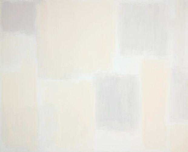 Simultaneity 99-815,182ⅹ227.3cm, Acrylic on canvas, 1999