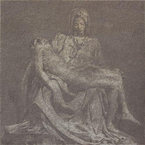 PIETA,  2011, Oil on canvas,  180×180㎝