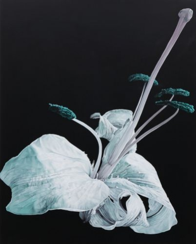 Loreley, 2011, Oil on canvas, 162x130cm