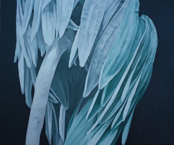 Loreley, 2012, Oil on canvas, 65x80.3cm