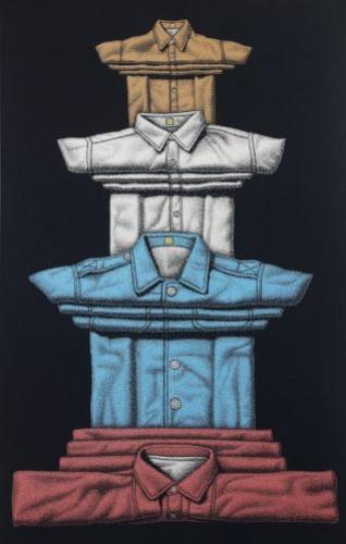 오래된 구조,   2011 ,  acrylic on canvas,  145X227cm