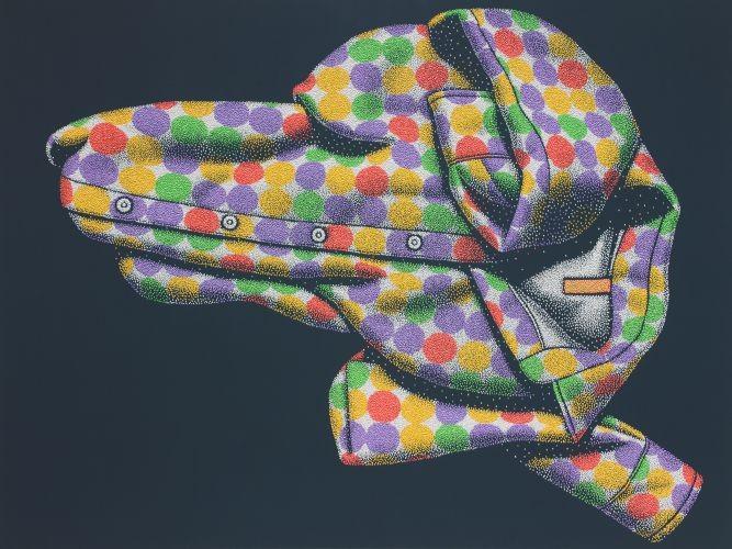 목적을 위한 삶,  2010,  acrylic on canvas , 130X97cm